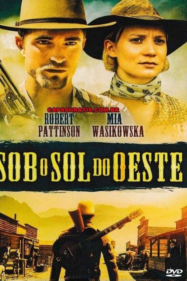 Sob o Sol do Oeste poster, capa, cartaz