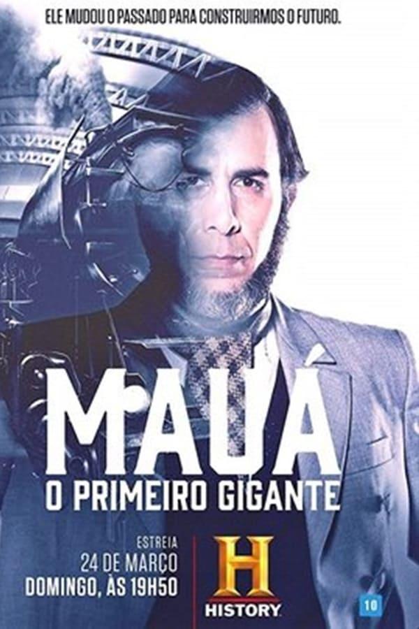 Mauá: O Primeiro Gigante (Minissérie) poster, capa, cartaz