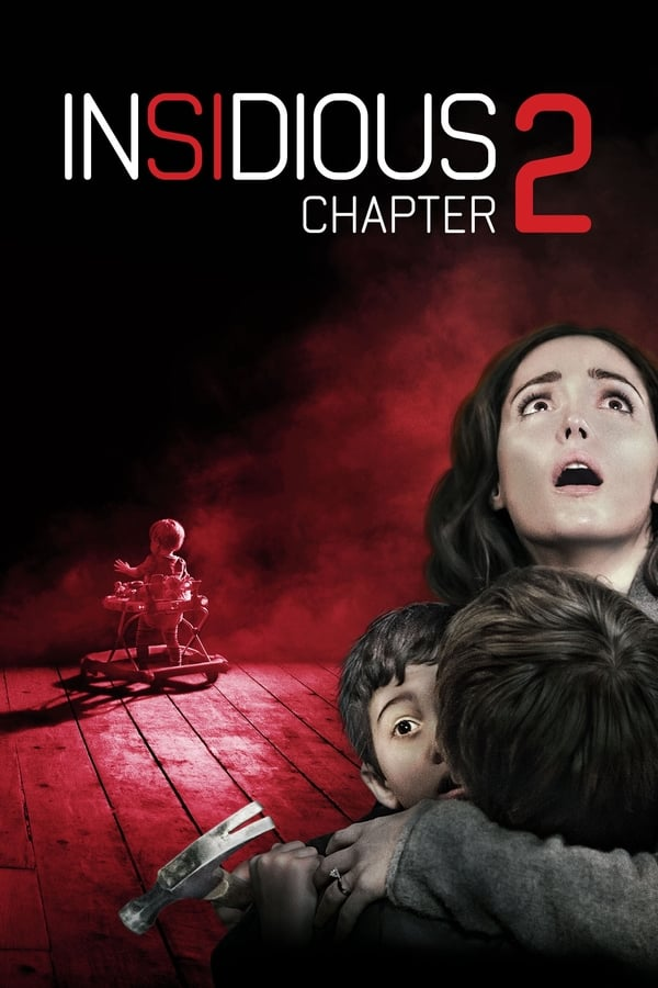 Insidious: Chapter 2(2010) [Hindi 2.0+English 5.1] | x265 | Bluray | 720p | 480p | Download | Watch Online | GDrive | Direct Links