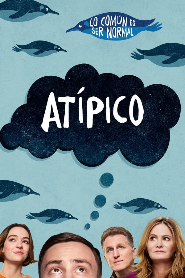 Atypical Temporada 3 HD 1080p Latino