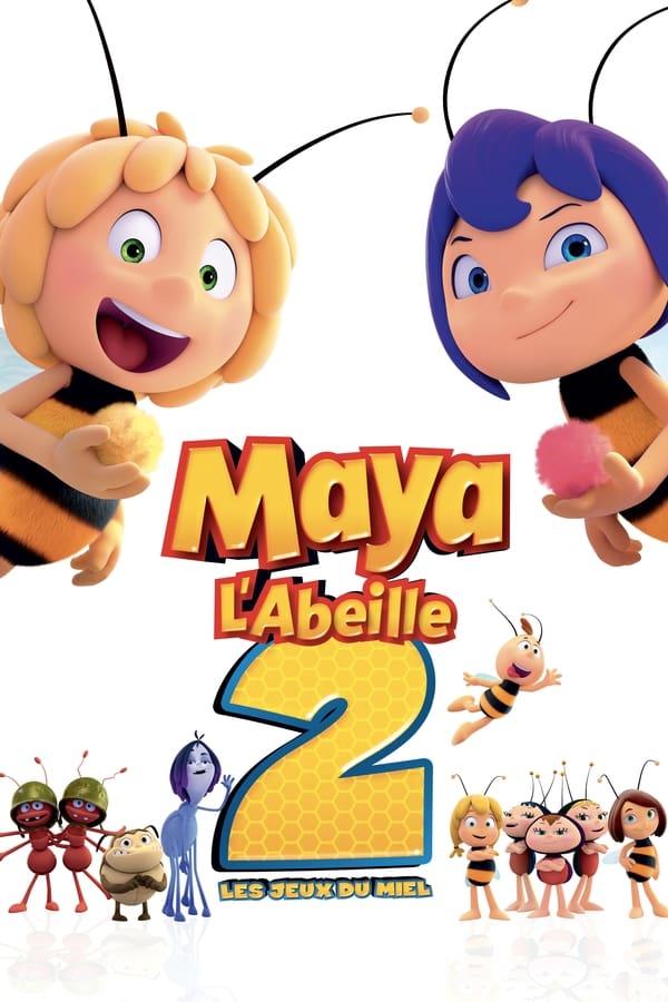 Maya l'abeille 2 – Les jeux du miel