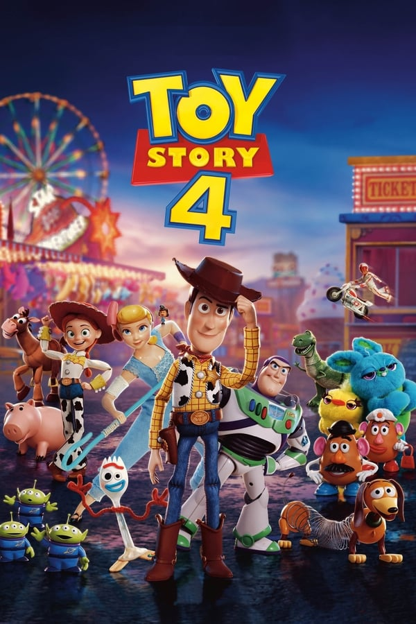 Toy Story 4 {2019} 720p,HEVC,480pHindi {ORG DTH 2.0} + English {ORG} Blu-Ray x264