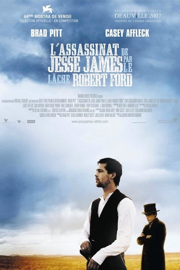 L'Assassinat de Jesse James par le lâche Robert Ford streaming VF