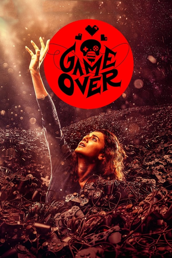 Game Over (2019) Hindi 1080p | 720p | WEB-DL | 2.2 GB,2 860 MB | Download | Watch Online | Direct Links | GDrive