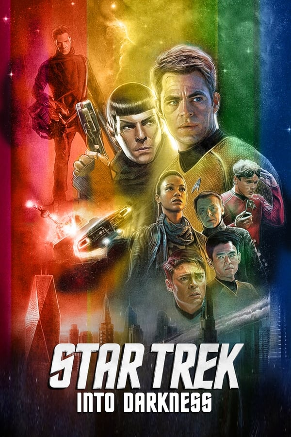 Star Trek En la oscuridad (2013) [IMAX] Full HD1080p Latino – CMHDD