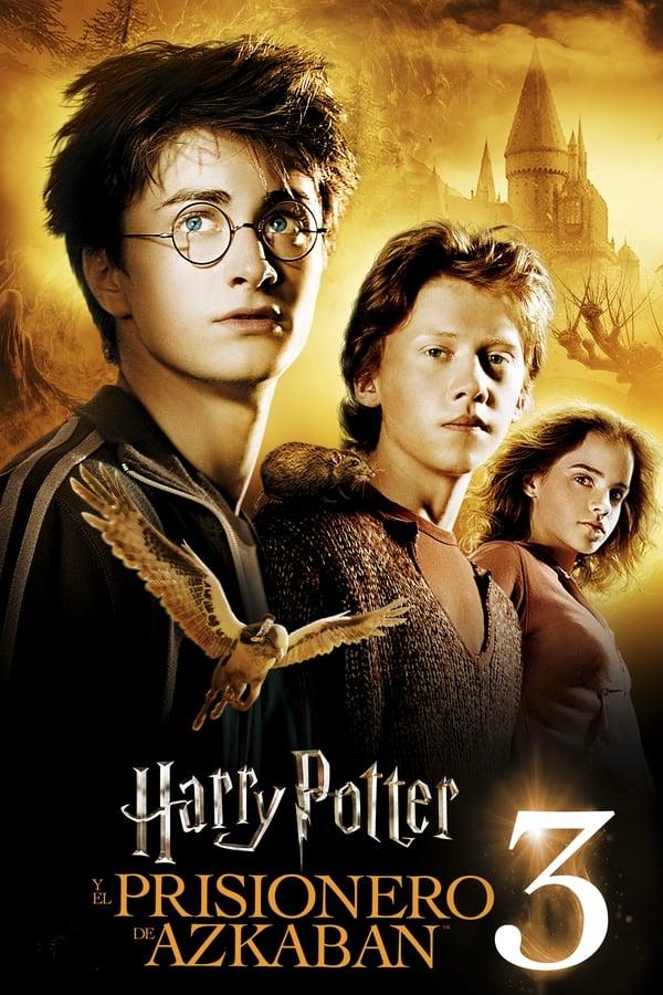 Harry Potter y el prisionero de Azkaban (2004) 4K HDR Latino