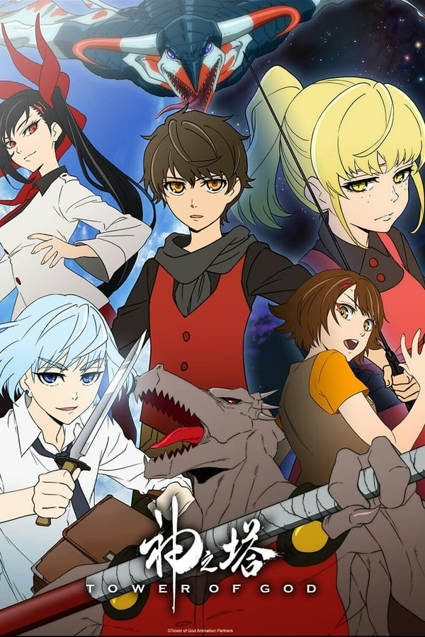 Assistir Tower of God Online