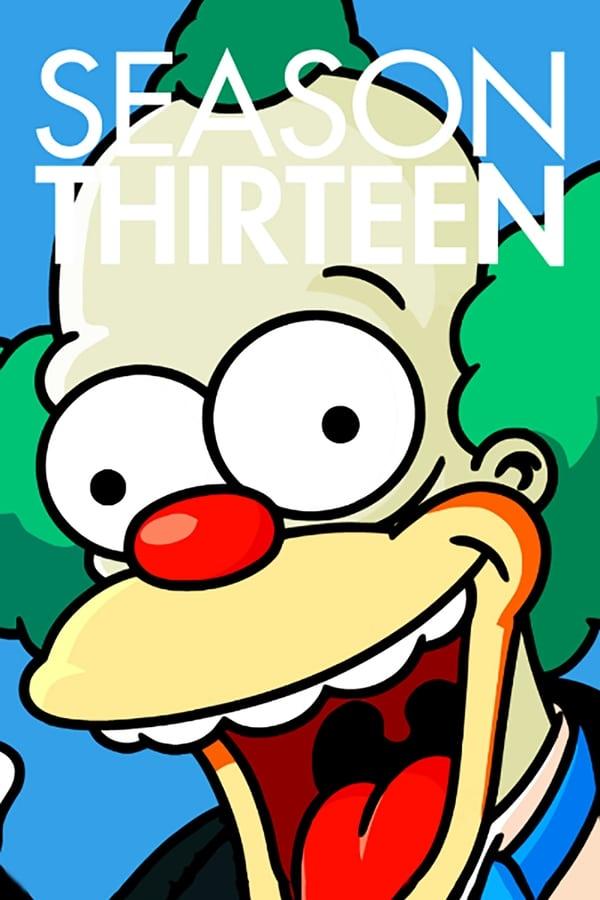 Simpsonai (13 sezonas)