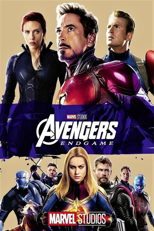Avengers Endgame (2019) REMUX 1080p Latino – CMHDD