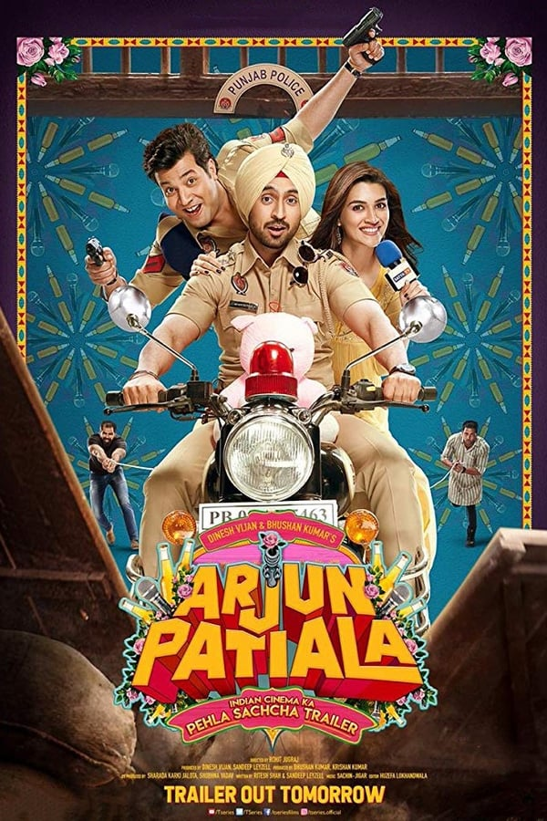 Arjun Patiala (2019) Hindi 1080p | 720p | WEB-DL |5.20 GB, 935 MB | Download | Watch Online | Direct Links | GDrive