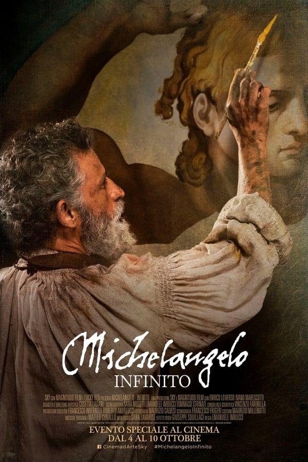 Baixar Michelangelo Infinito (2019) Dublado via Torrent
