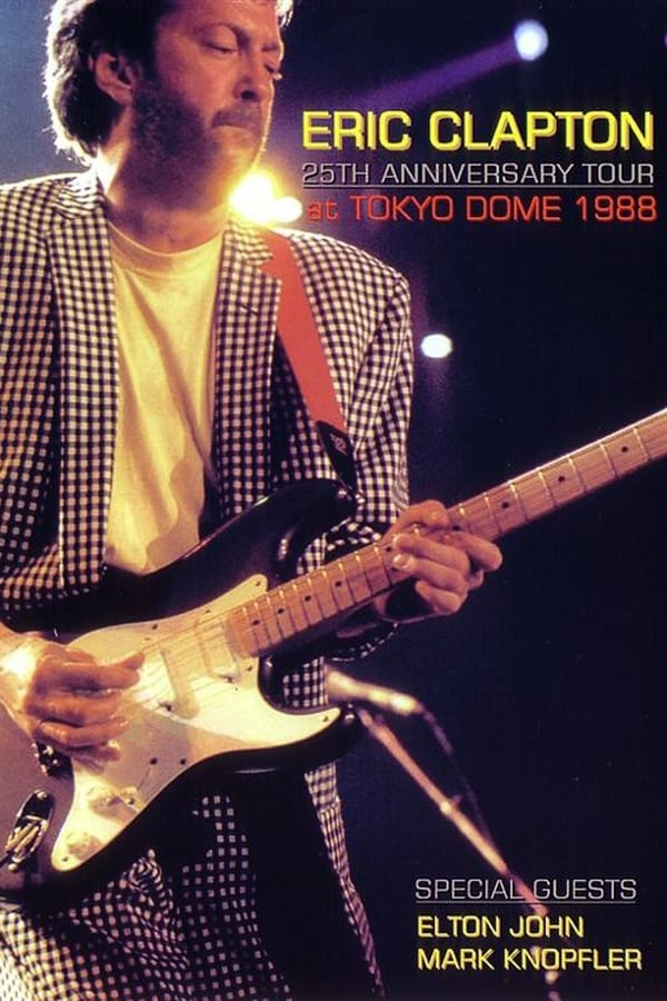 Eric Clapton at Tokyo Dome