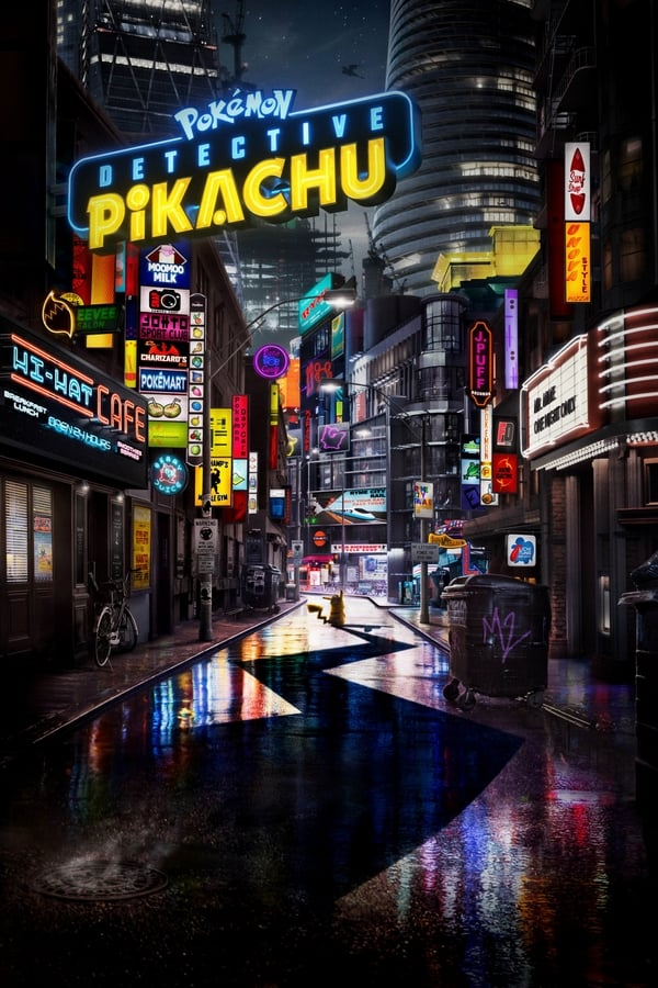 Pokémon Detective Pikachu (2019) English+Hindi (Org) Dual Audio 1080p | 720p | Blu-Ray | 2.20 GB, 1.15 GB | Download | Watch Online | Direct Links | GDrive