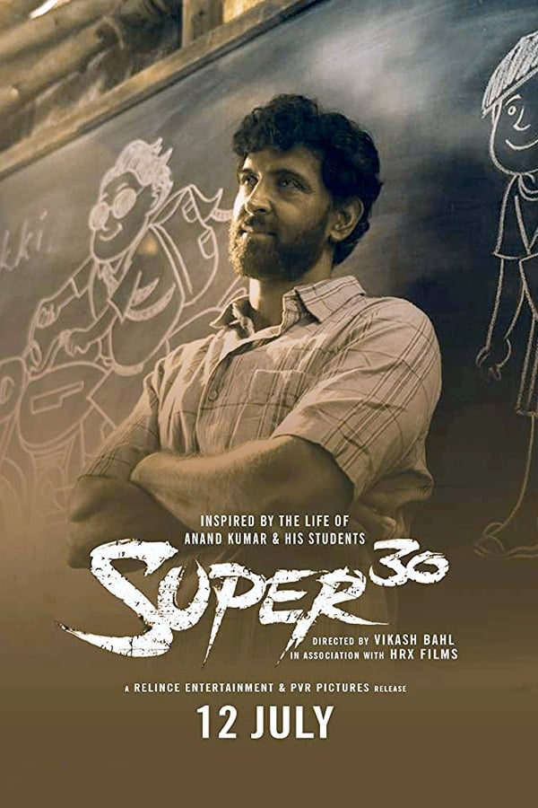 Super 30 (2019) Hindi Full Movie 720p HDCam [Clear Print] | 1.18 GB | Download | Watch Online | Direct Links | GDrive