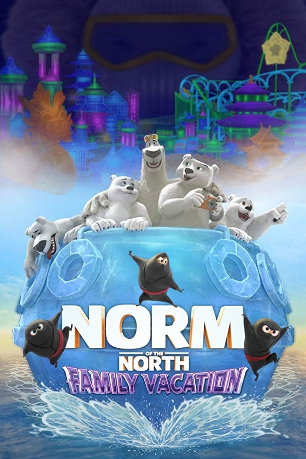 |NL| Norm of the North: Family Vacation (SUB)