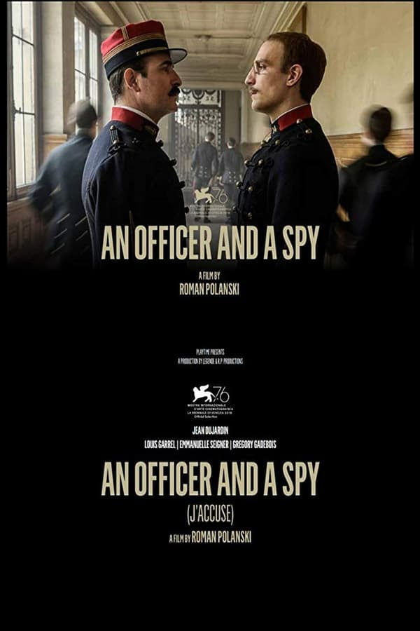 An Officer and a Spy Hindi Dubbed