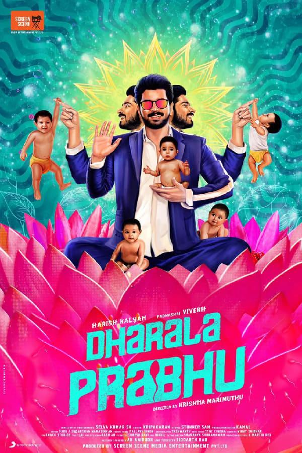 Dharala Prabhu (2020) Tamil | x264 AMZN WEB-DL ESub | 1080p | 720p | 480p | Download | Watch Online | GDrive | Direct Links
