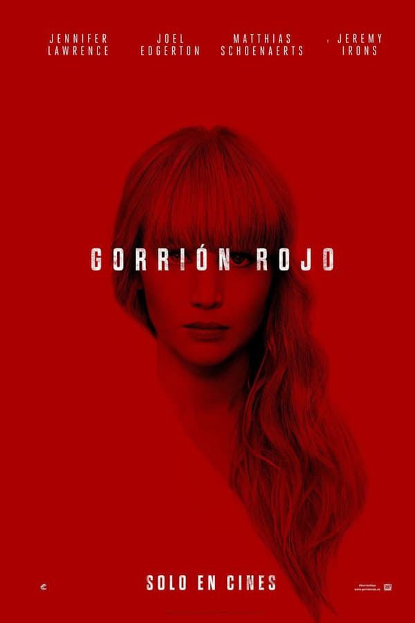 Gorrión rojo  (Red Sparrow) ()
