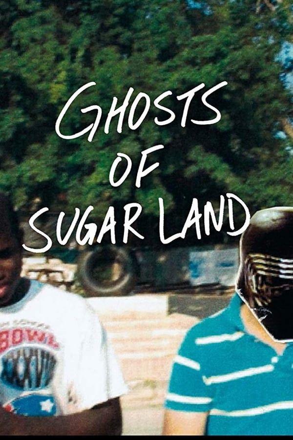 Fantasmas de Sugar Land poster, capa, cartaz