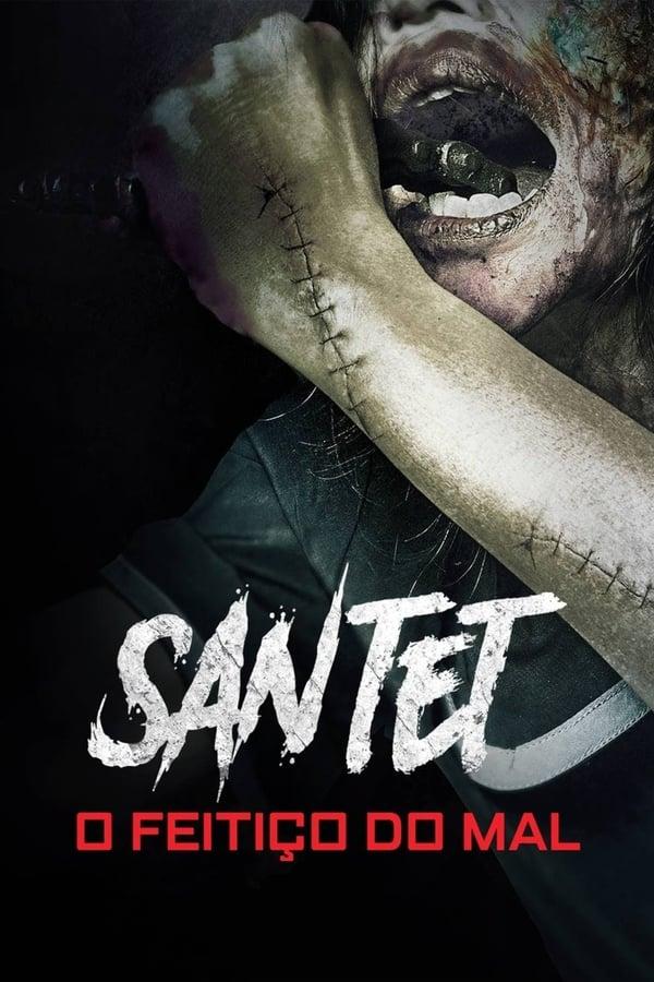 Santet – O Feitiço do Mal poster, capa, cartaz