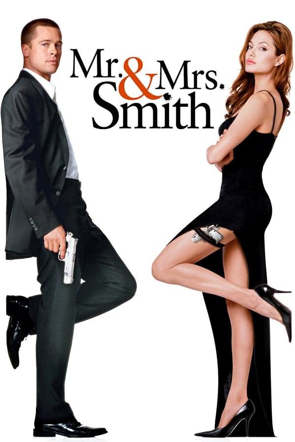 მისტერ და მისის სმიტები / Mr. & Mrs. Smith ქართულად