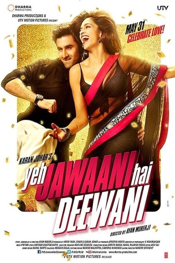 Yeh Jawaani Hai Deewani (2013) [Hindi DD5.1+ESub] | x264 10Bit BluRay | 1080p | 720p | 480p | Download | Watch Online | GDrive | Direct Links