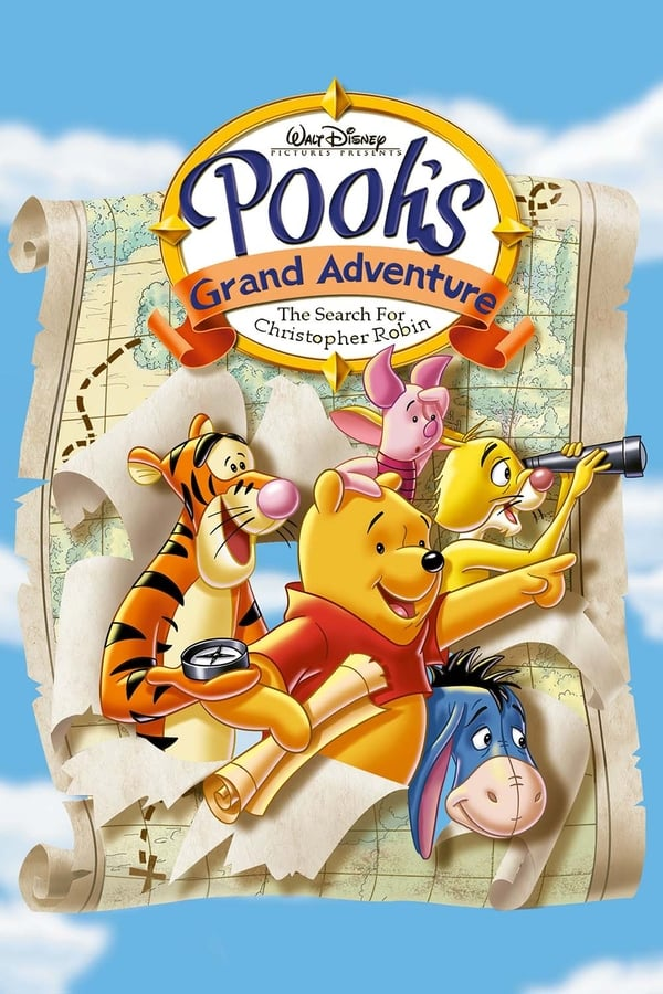 |FR| Pooh s Grand Adventure: The Search for Christopher Robin