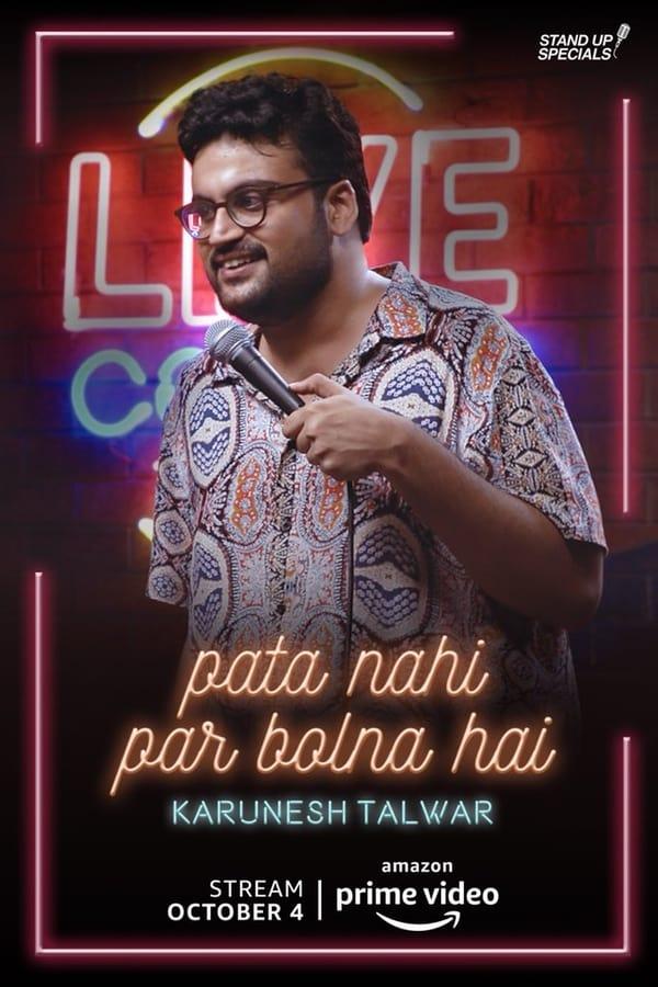Pata Nahi Par Bolna Hai: By Karunesh Talwar | 2019 | Hindi | 1080p | 720p | 480p | WEB-DL