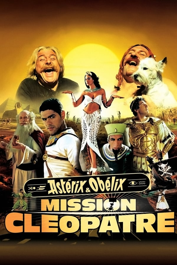 |FR| Asterix And Obelix Mission Cleopatra