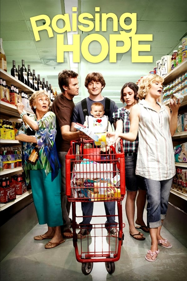 Assistir Raising Hope Online