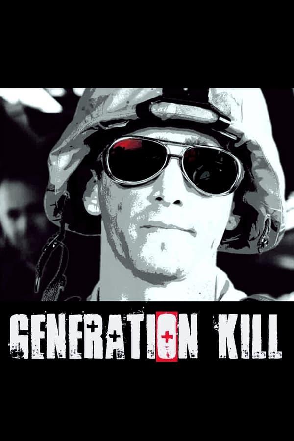 Generation Kill (2008) Mini Serie REMUX 1080p Latino – CMHDD