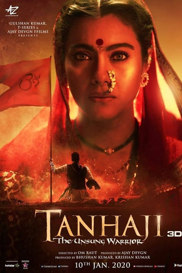 Tanhaji: The Unsung Warrior (2020) Hindi | x264 Pre DVDRip | 720p | 480p | 1.20 GB, 700 MB, 400 MB | Download | Watch Online | Direct Links | GDrive