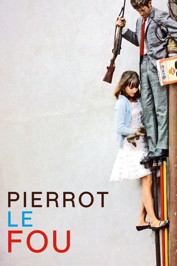 შეშლილი პიერო / Pierrot le fou