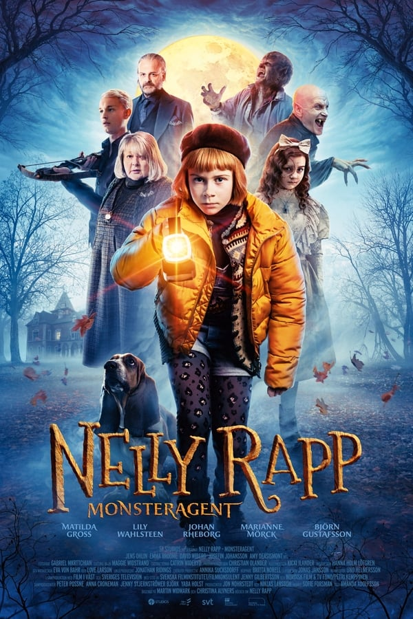 Nelly Rapp – Monsteragent (2020) 720p HDCAM Dual Audio [Unofficial Dubbed] Hindi-Spanish x264 AAC