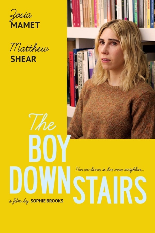 |GR| The Boy Downstairs (SUB)