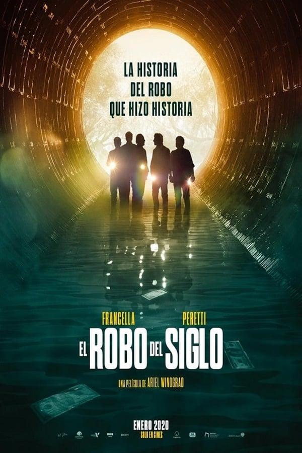 Imagen El Robo Del Siglo