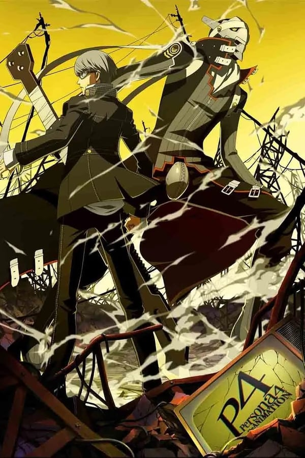 Assistir Persona 4 The Animation Online