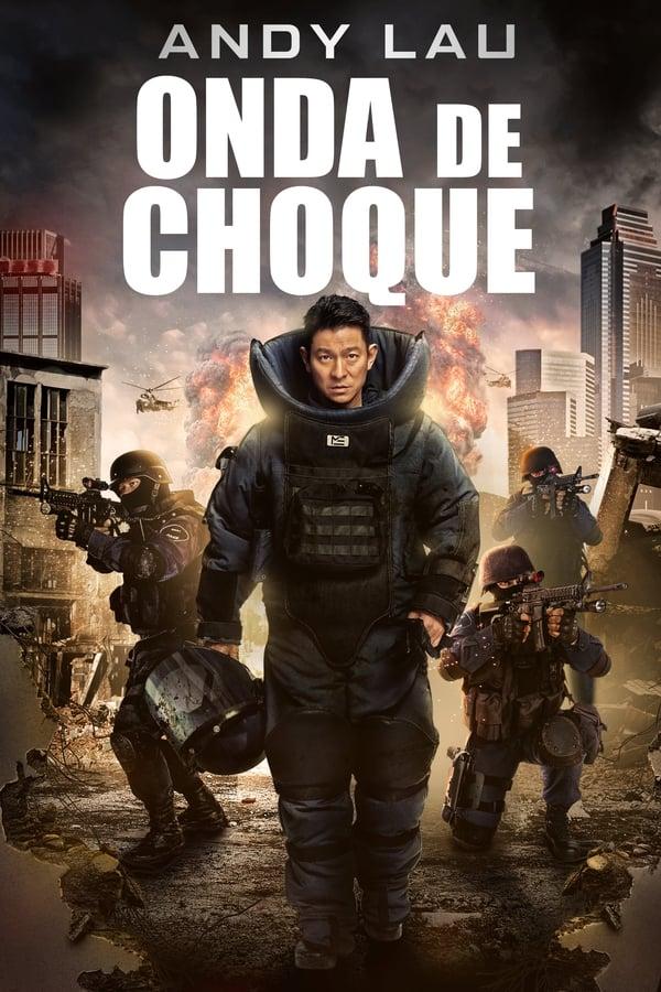 Onda de Choque poster, capa, cartaz