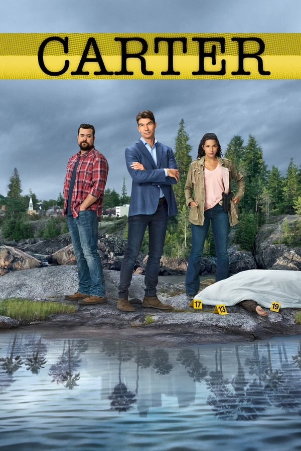 Carter season 2 poster