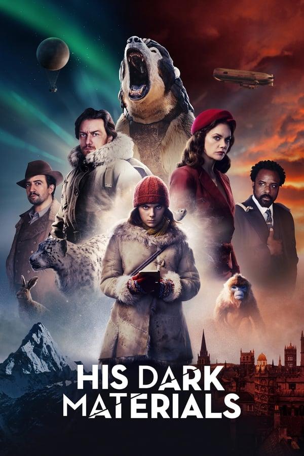His Dark Materials season 1 poster