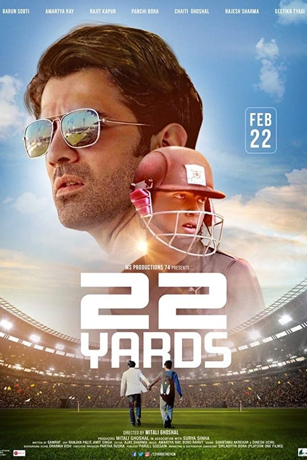 22 Yards (2019) Hindi 1080p | 720p | WEB-DL | 2.7GB, 1GB | Download | Watch Online | Direct Links | GDrive