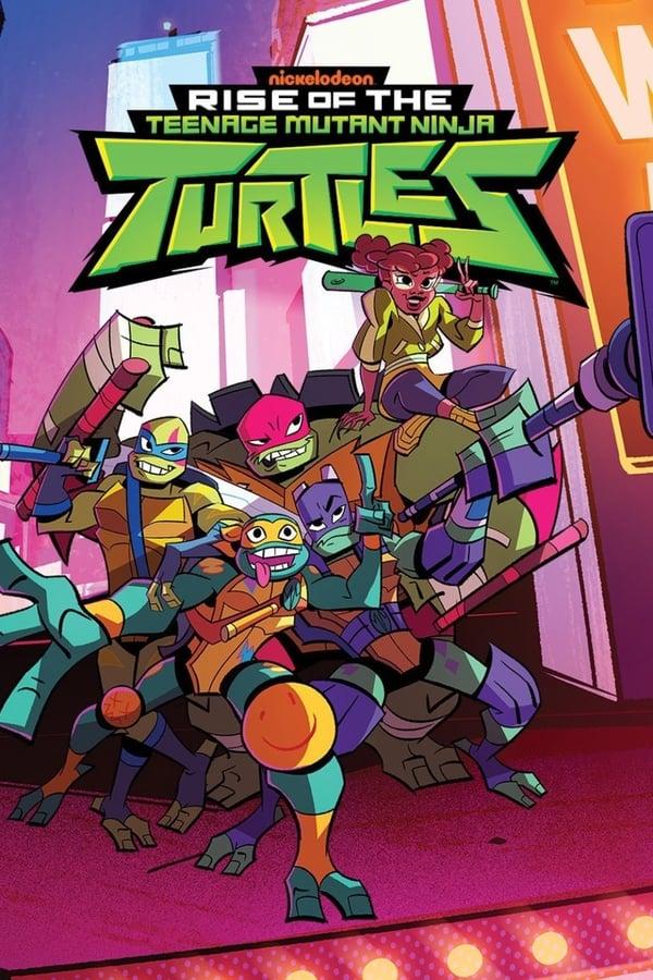 Assistir O Despertar das Tartarugas Ninja Online