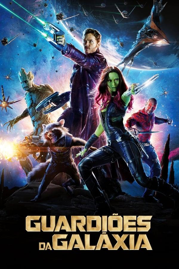 Assistir Guardiões da Galáxia Online