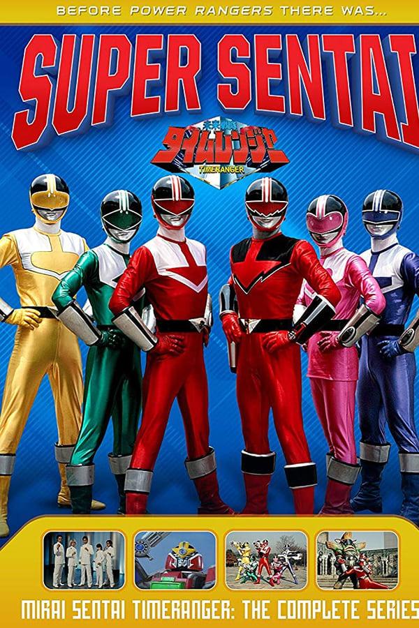 Assistir Mirai Sentai Timeranger Online