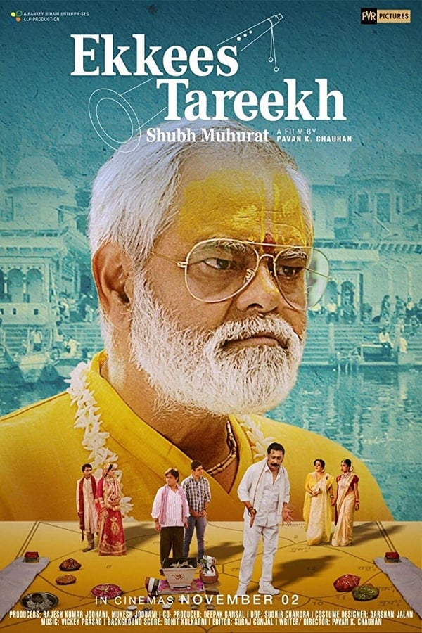 Ekkees Tareekh Shubh Muhurat (2018) Hindi | x264 WebRip | 720p | 480p | Download | Watch Online | GDrive | Direct Links