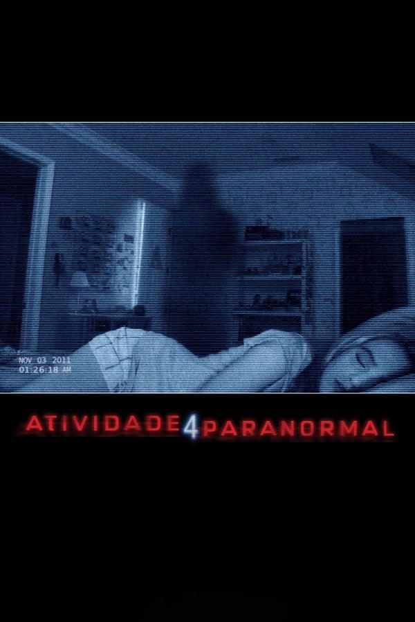 პარანორმალური მოვლენა 4 / Paranormal Activity 4 ქართულად