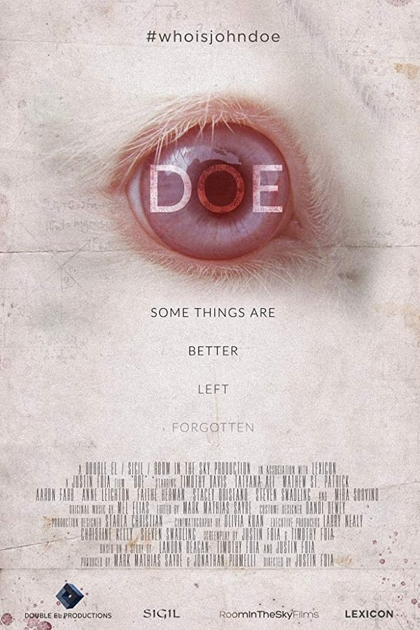 Baixar Doe (2019) Dublado via Torrent