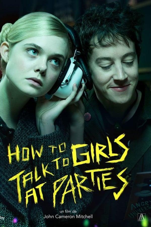 როგორ გამოველაპარაკოთ გოგონებს წვეულებებზე How to Talk to Girls at Parties