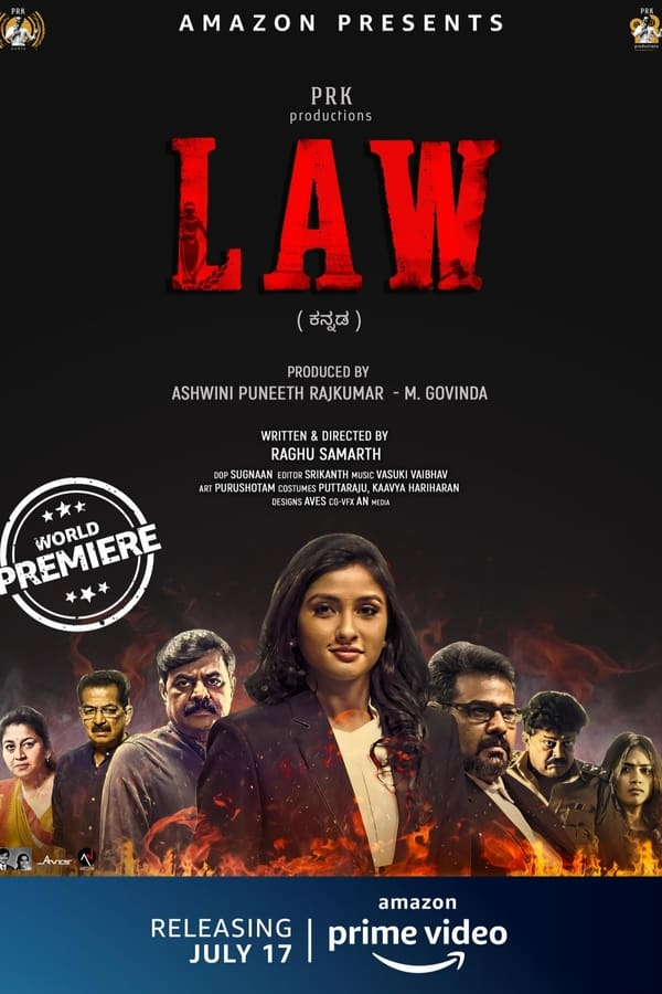 Law (2020) Kannada Full Movie HDRip 480P | 720P | – x264 – 300MB | 800MB  – Download