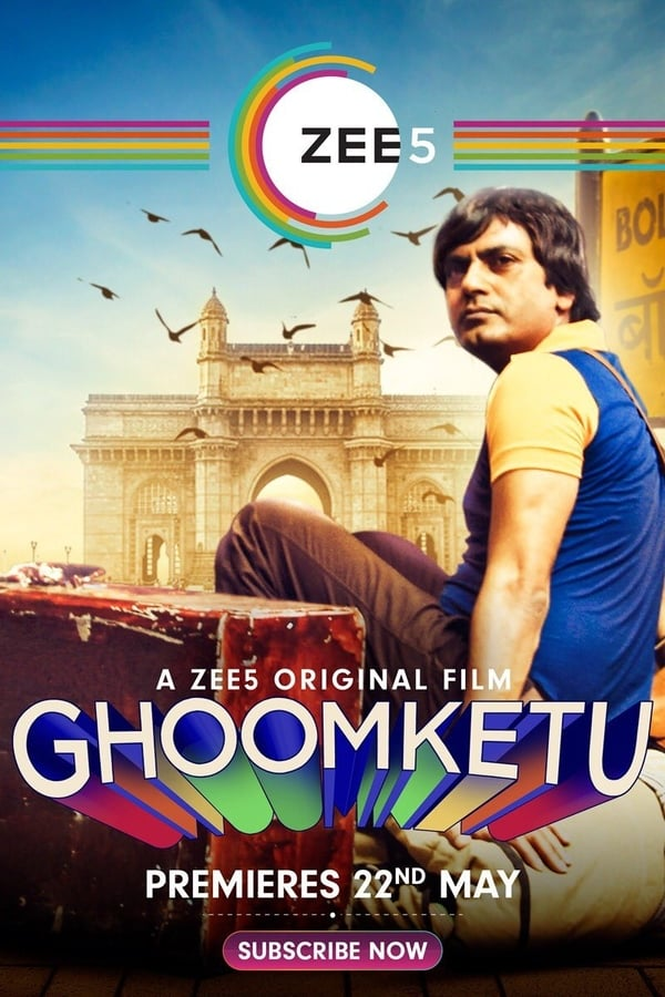 Ghoomketu (Hindi)